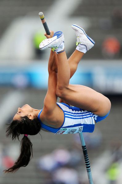 Stella-Iro Ledaki StellaIro Ledaki Pictures 21st European Athletics