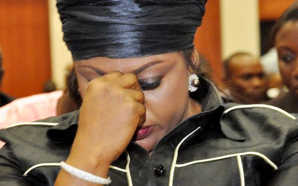 Stella Oduah-Ogiemwonyi Aviation Minister Stella Oduah scrambles to cover up