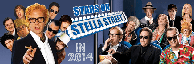 Stella Street Komedia announces legendary British cult TV show 39Stella Street