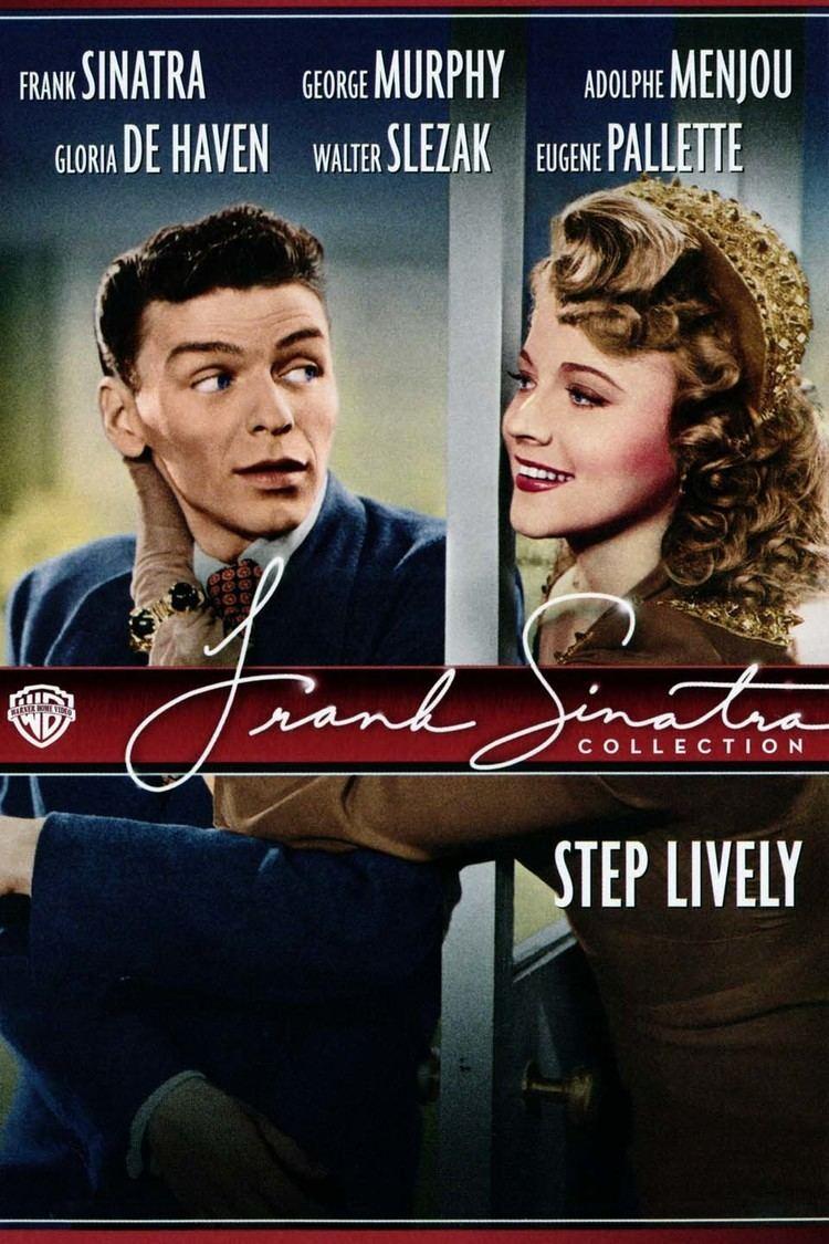 Step Lively (1944 film) wwwgstaticcomtvthumbdvdboxart5383p5383dv8