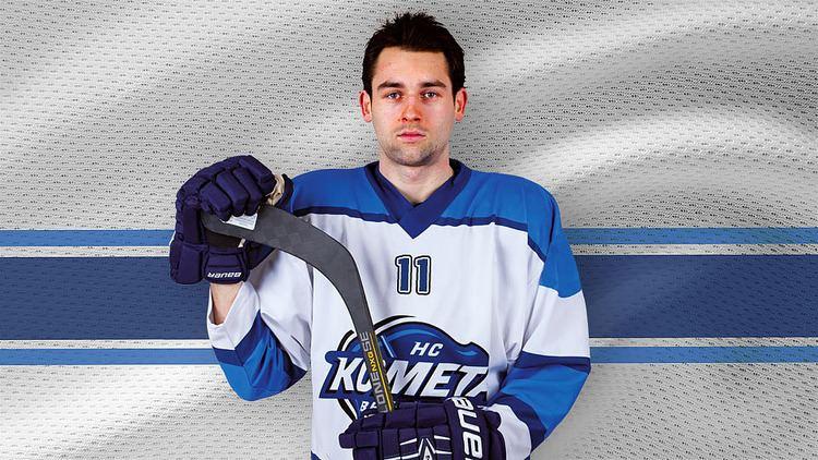 Stepan Novotny HC Kometa Brno Profil hre tpn Novotn