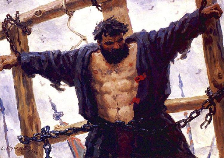Stepan Razin 28 April 2010 Art and Faith