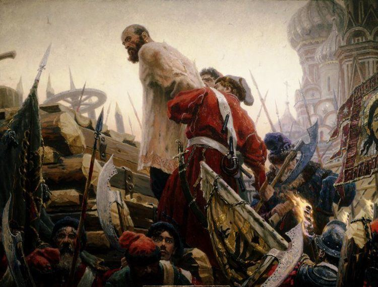 Stepan Razin Stepan Razin the embodiment of the peoples wrath