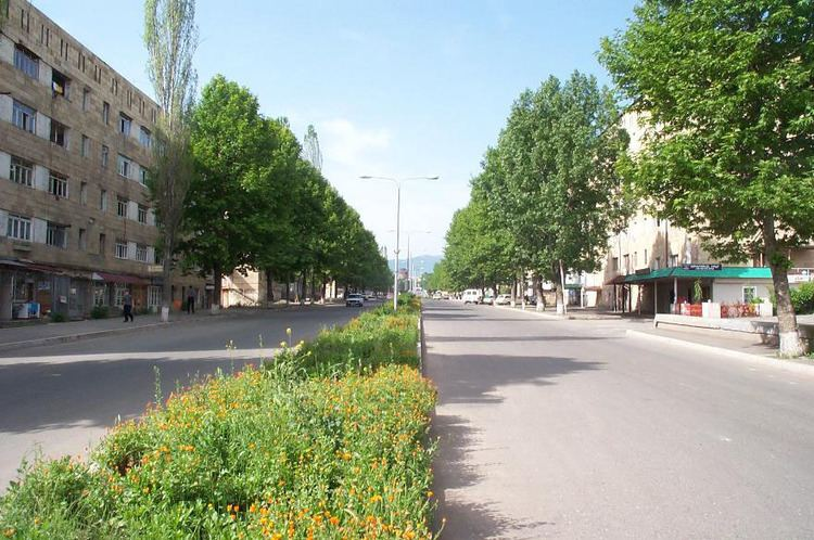 Stepanakert in the past, History of Stepanakert