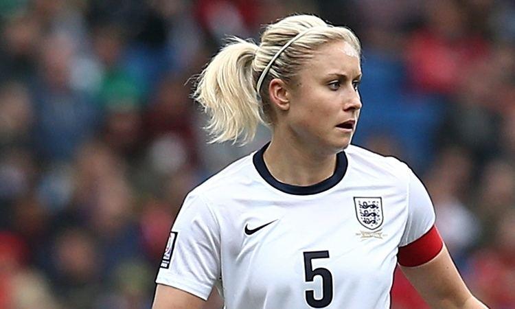 Steph Houghton England captain Steph Houghton backs team to shine at