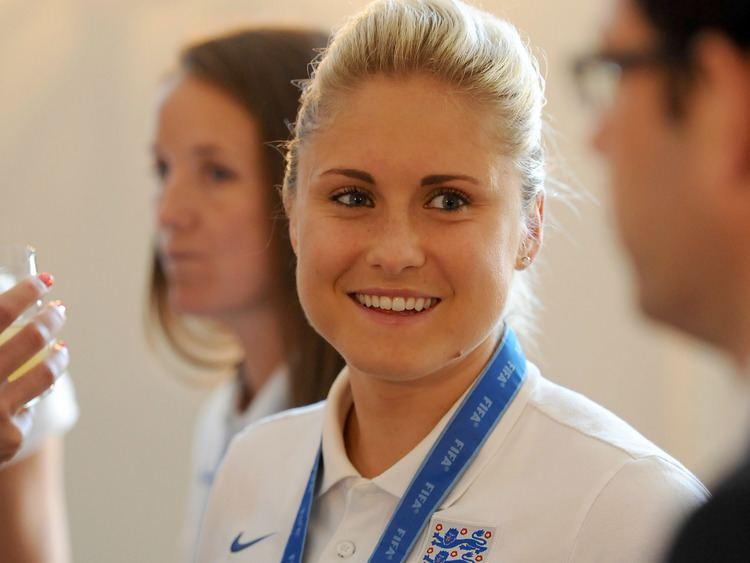 Steph Houghton Steph Houghton England womens football captain sets sights on Euro