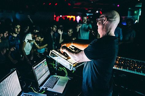Stephan Bodzin RA RA Poll Top 40 live acts of 2015