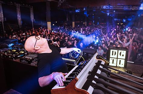 Stephan Bodzin RA RA Poll Top 40 live acts of 2016