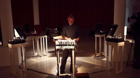 Stephan Mathieu Digital in Berlin MADEIRADIG Artist Feature Stephan