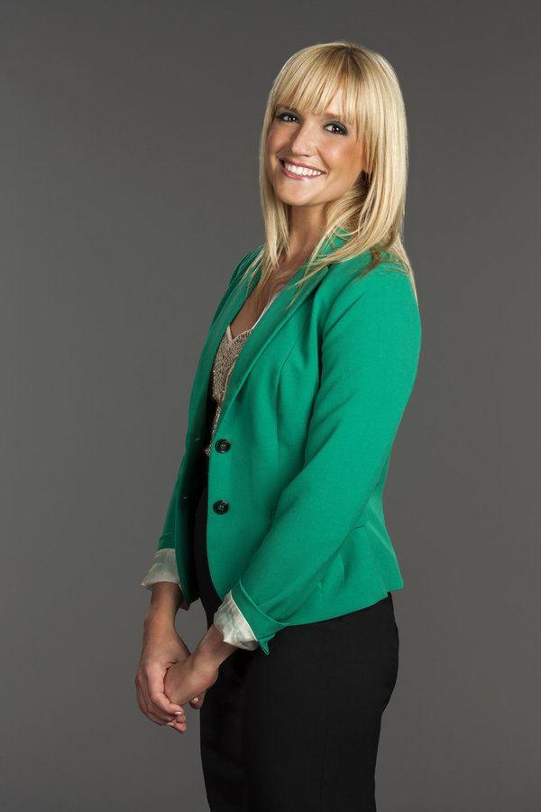Stephanie Anne Mills Cast Christmas Dance Hallmark Channel