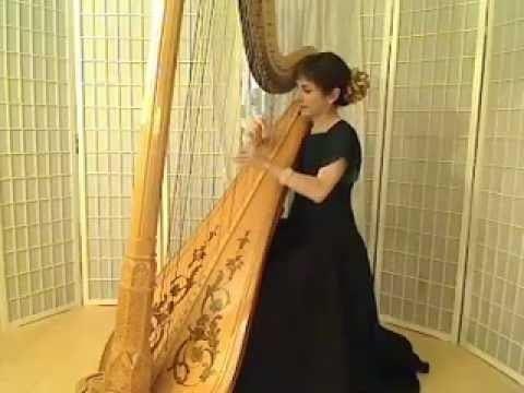 Stephanie Bennett (harpist) Harp Tracks Online custom harp tracks recorded by Stephanie Bennett