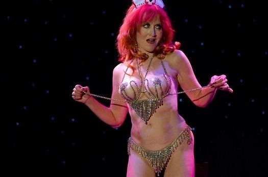 Stephanie Blake How to Burlesque Dance Stephanie Blake