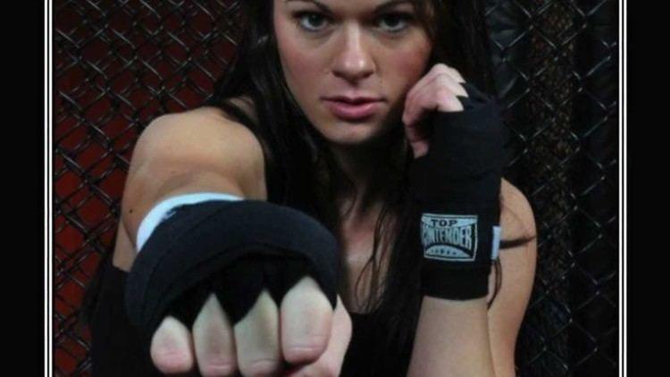 Stephanie Eggink Stephanie quotSnowflakequot Eggink MMA Highlights YouTube