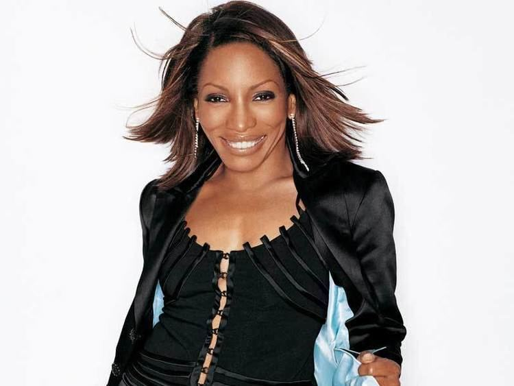 Stephanie Mills The 19th Annual All That Jazz concert features Stephanie
