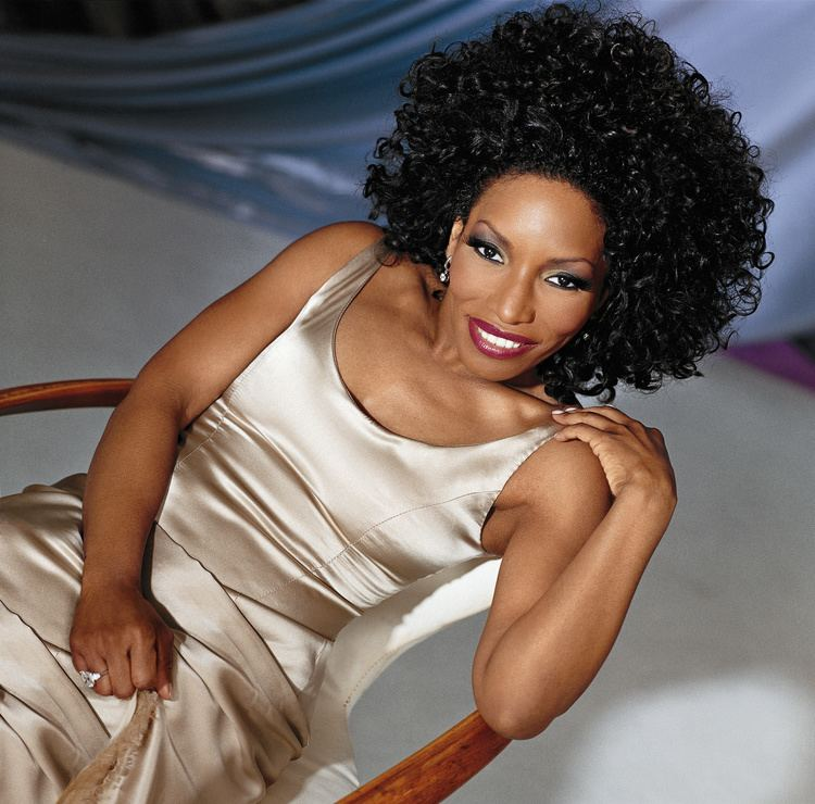 Stephanie Mills Grammywinning recording artist Stephanie Mills performs