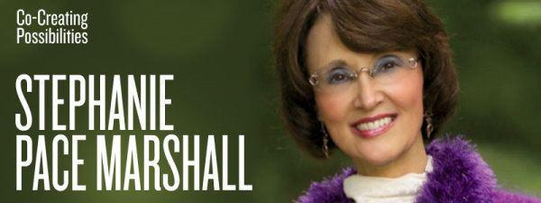Stephanie Pace Marshall wwwstephaniepacemarshallcomimagesstephanieban