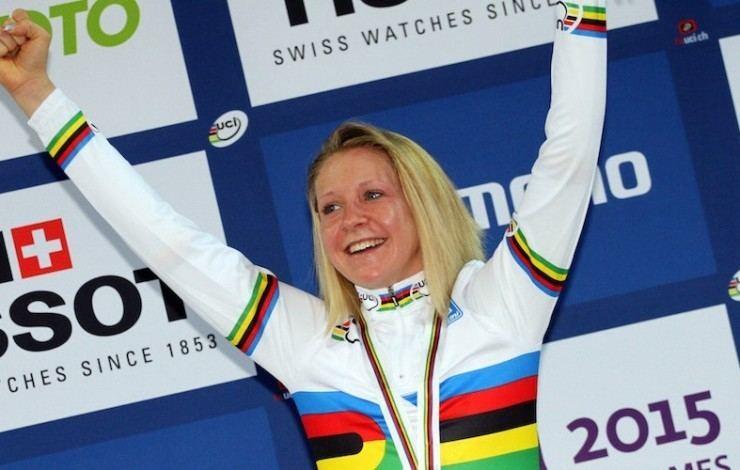 Stephanie Pohl (cyclist) - Alchetron, the free social encyclopedia