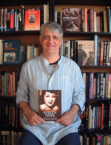 Stephen Bourne (writer) Stephen Bourne