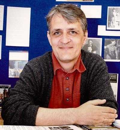 Stephen Bourne (writer) Stephen Bourne IWM Research Blog
