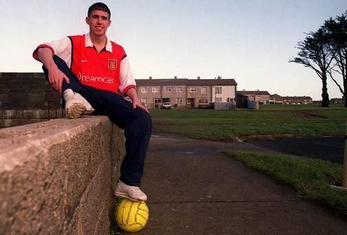 Stephen Bradley (footballer) Bradley warns emerging stars of pitfalls that lie ahead Independentie
