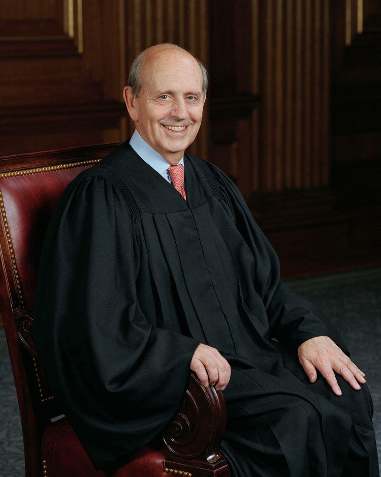 Stephen Breyer Stephen Breyer Wikipedia the free encyclopedia