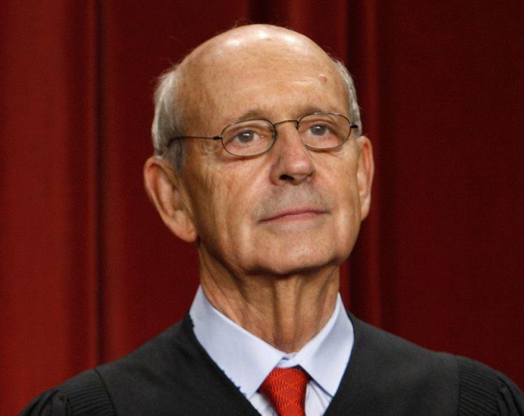 Stephen Breyer Supreme Court Justice Stephen Breyer On Point with Tom