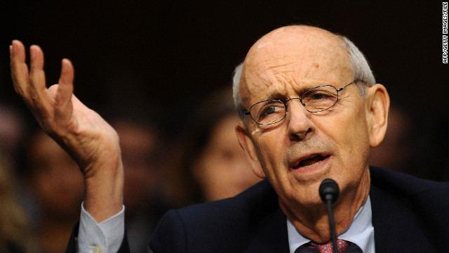 Stephen Breyer Justice Breyer robbed at machetepoint during Caribbean