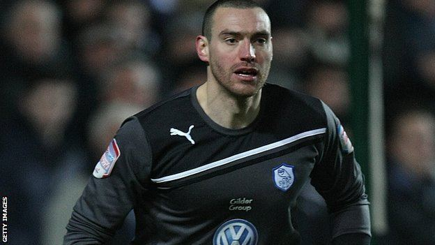 Stephen Bywater BBC Sport Stephen Bywater happy with Sheffield Wednesday