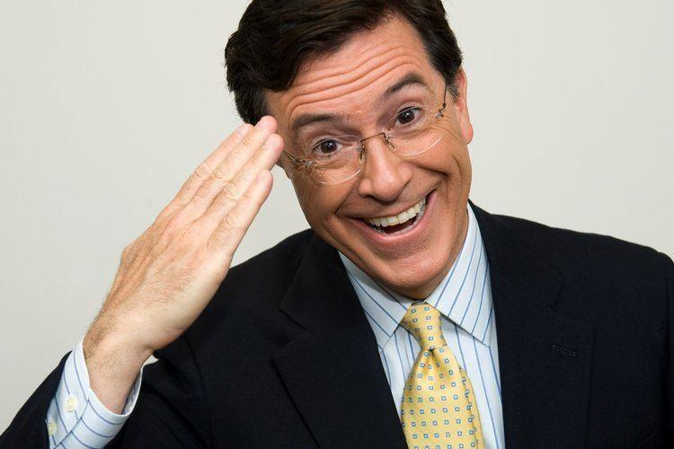 Stephen Colbert Watch Stephen Colbert hilariously interview Janet Mock