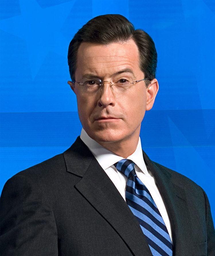 Stephen Colbert Stephen Colbert and Jon Stewart talented and smart comedians