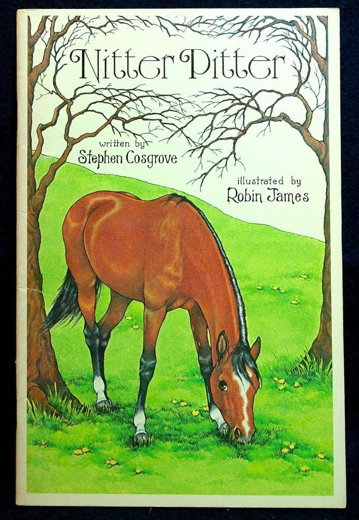 Stephen Cosgrove Serendipity Nitter Pitter by Stephen Cosgrove