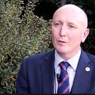 Stephen Dawson (politician) Stephen Dawson MLC DawsoMLC Twitter
