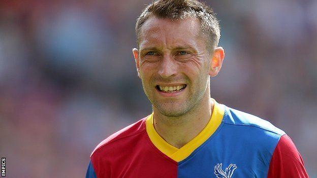 Stephen Dobbie BBC Sport Stephen Dobbie Blackpool return for Crystal