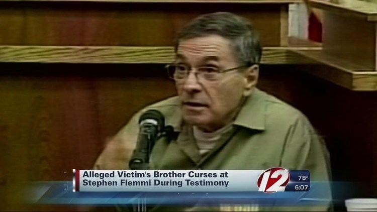 Stephen Flemmi Whitey Flemmi Testifies YouTube