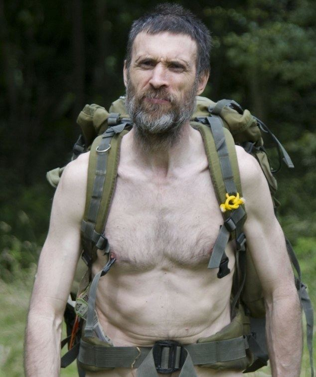 Stephen Gough (politician) Naked rambler Stephen Gough arrested 3 days since walking after 6