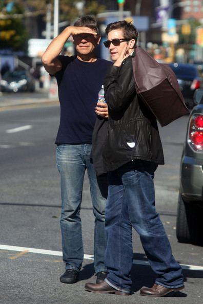 Stephen Gyllenhaal Stephen Gyllenhaal Photos Jake Gyllenhaal and father