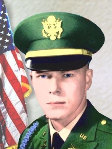 Stephen Karopczyc Photo of Medal of Honor Recipient Stephen Karopczyc