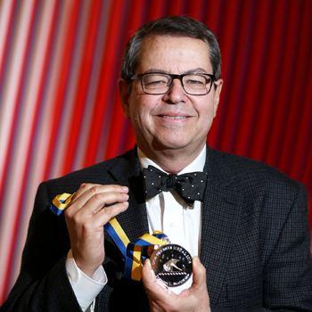 Stephen L. Buchwald UCD Ulysses Medal for worldleading MIT chemist