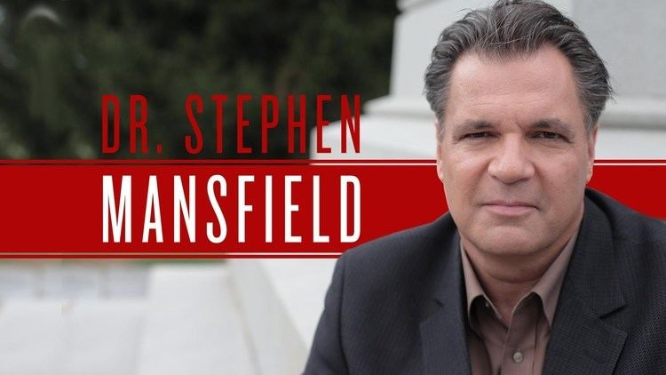 Stephen Mansfield Dr Stephen Mansfield 915 AM YouTube