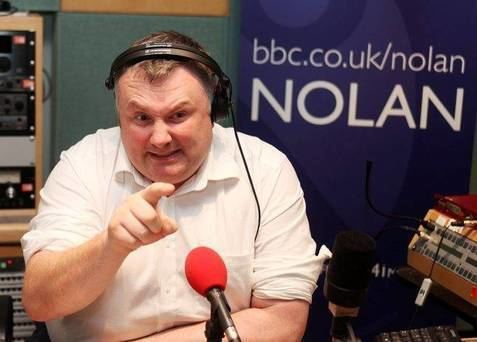 Stephen Nolan Fury over Stephen Nolan 5000 a show deal