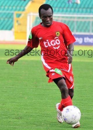 Stephen Oduro Asante Kotoko veteran midfielder Stephen Oduro says there is no
