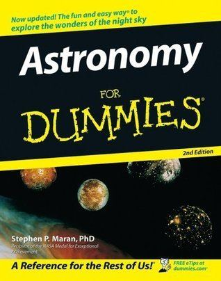 Stephen P. Maran Astronomy For Dummies by Stephen P Maran