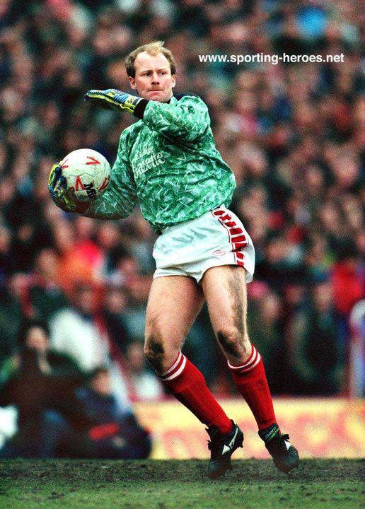 Stephen Pears Stephen PEARS League appearances Middlesbrough FC
