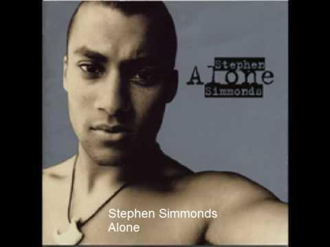 Stephen Simmonds Stephen Simmonds Alone YouTube
