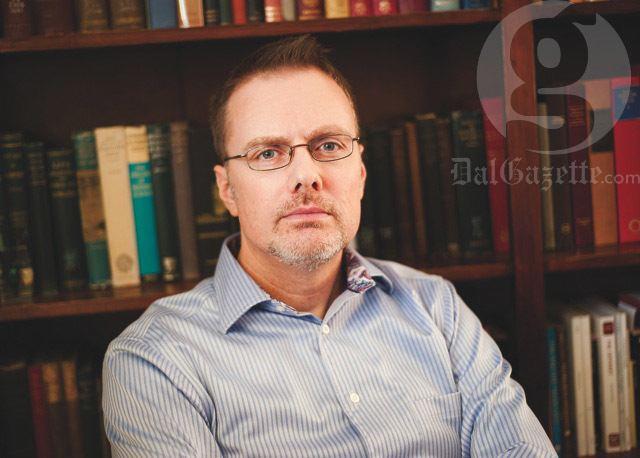 Stephen Snobelen Prof Talk Dr Stephen Snobelen Dalhousie Gazette