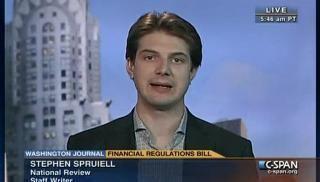 Stephen Spruiell Stephen Spruiell CSPANorg