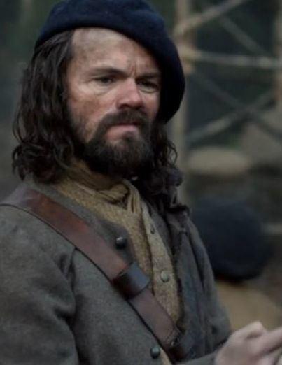 Stephen Walters Stephen Walters as Angus Mhor in Outlander on Starz