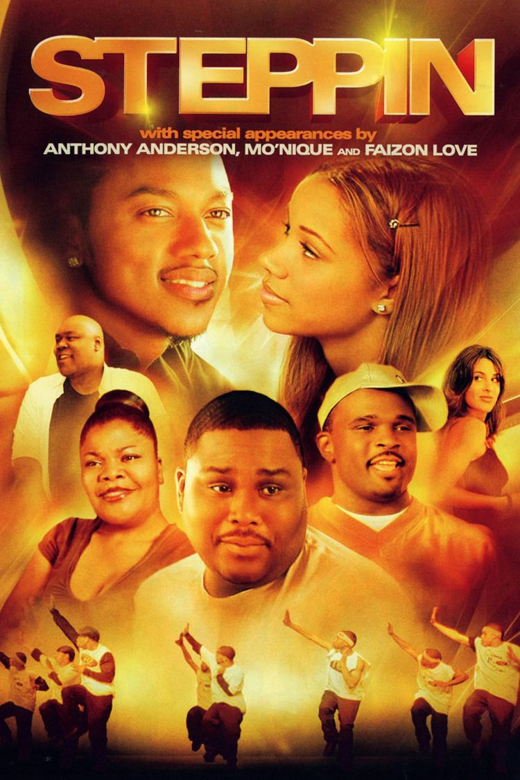 Steppin: The Movie wwwgstaticcomtvthumbdvdboxart7811515p781151