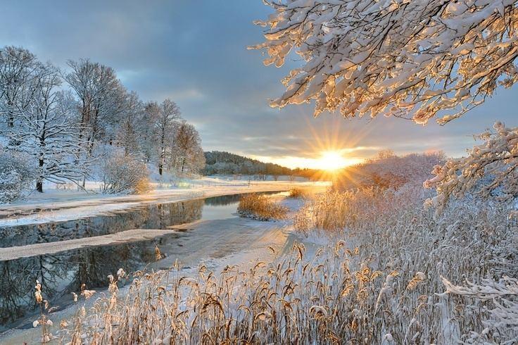 Ostergotland Beautiful Landscapes of Ostergotland