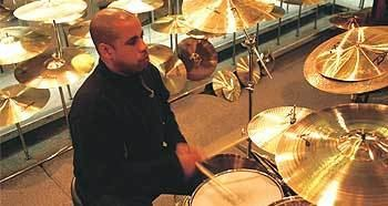 Sterling Campbell Sterling Campbell Drum Solo Artist